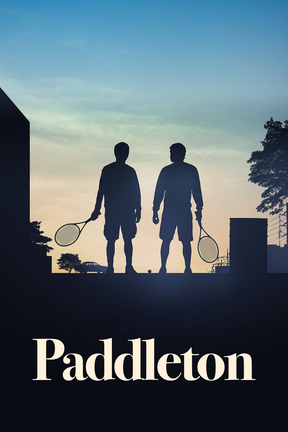 Póster Paddleton