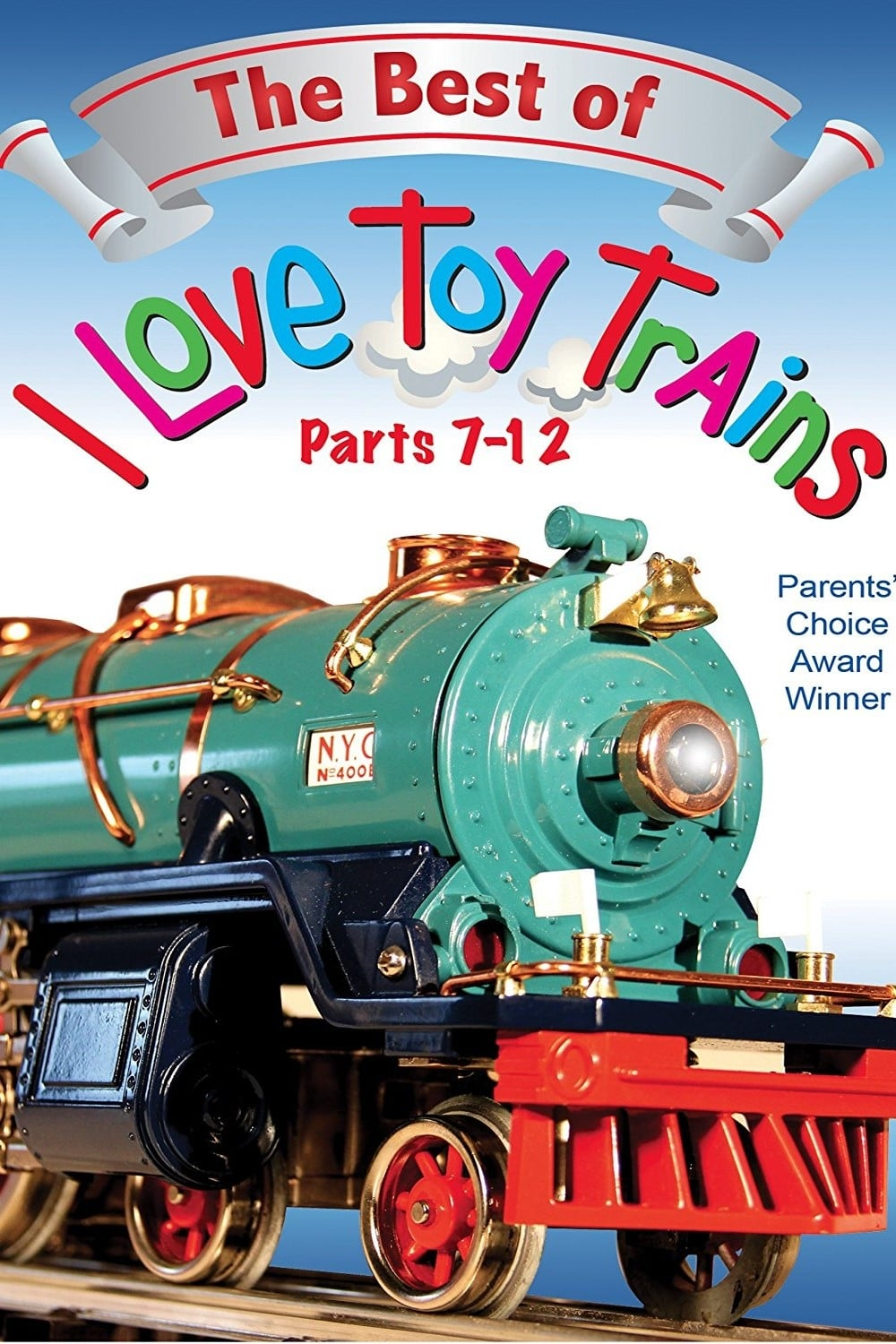 Ver The Best of I Love Toy Trains, Parts 7-12 Online HD Español (2013)