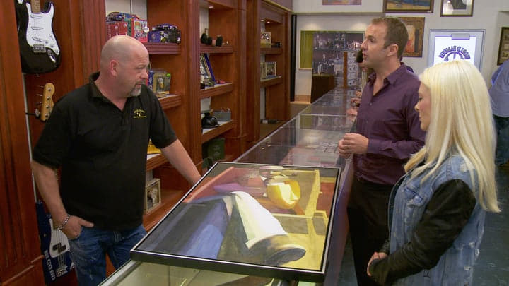 Pawn Stars Season 13 :Episode 15  Locked Up and Rail Roaded