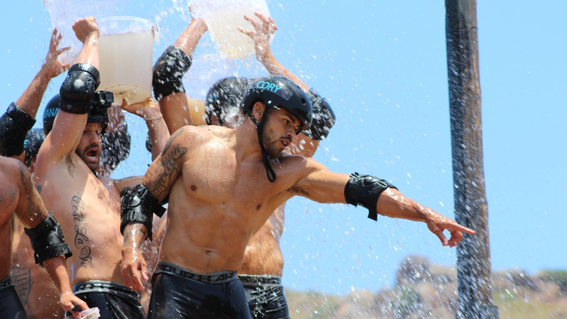 The Challenge Season 27 :Episode 1  There Will Be Blood