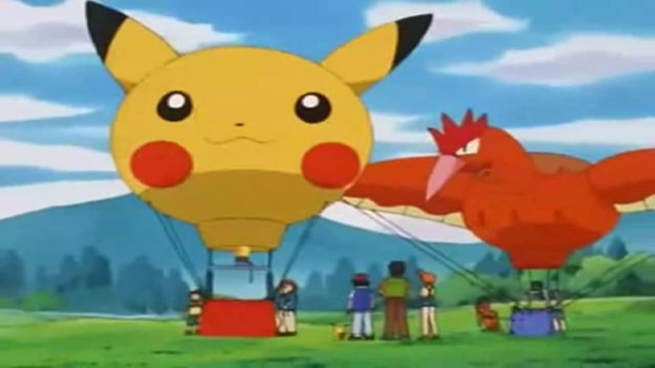 Pokémon Season 4 :Episode 45  Der Heißluftballon Wettbewerb