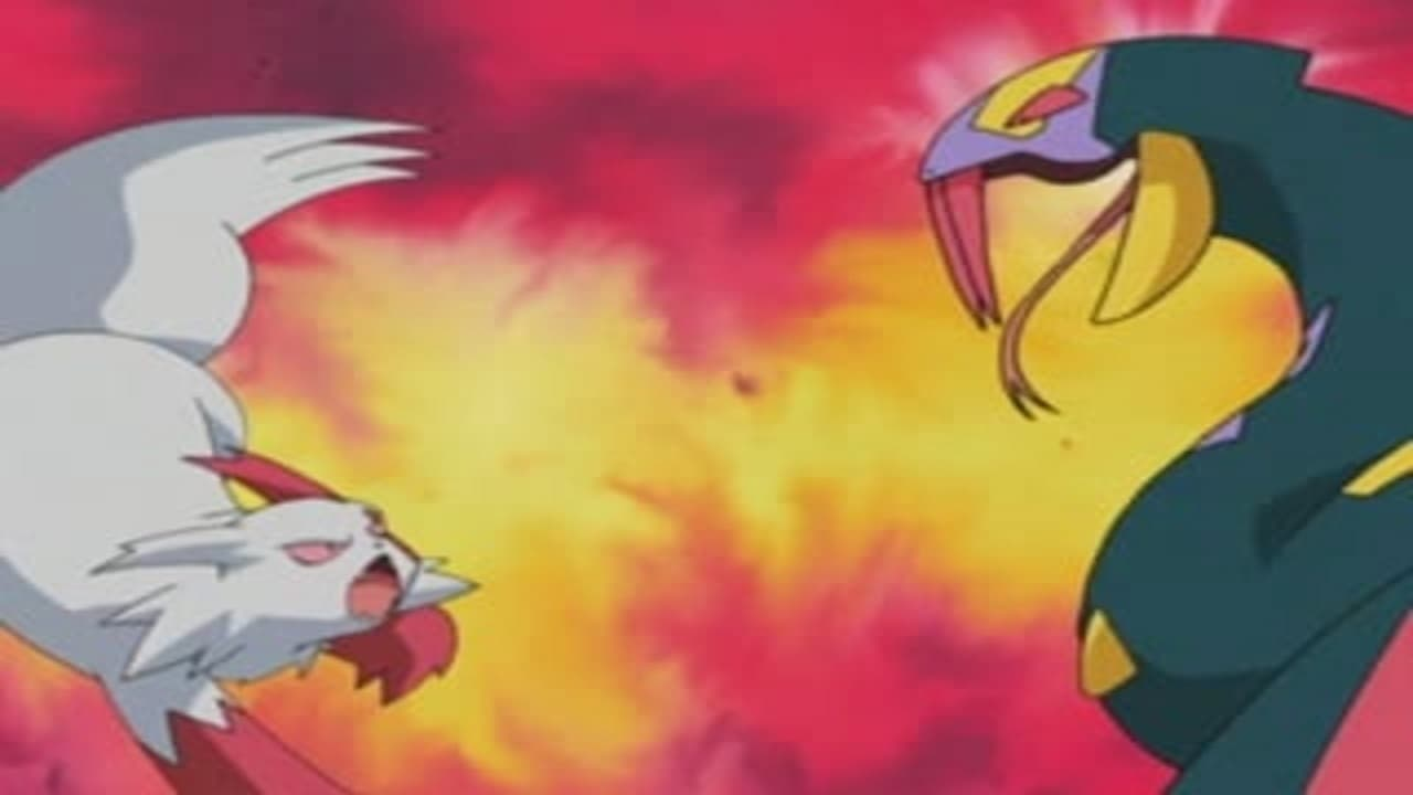 Pokémon Season 7 :Episode 8  ZigZag Zangoose!