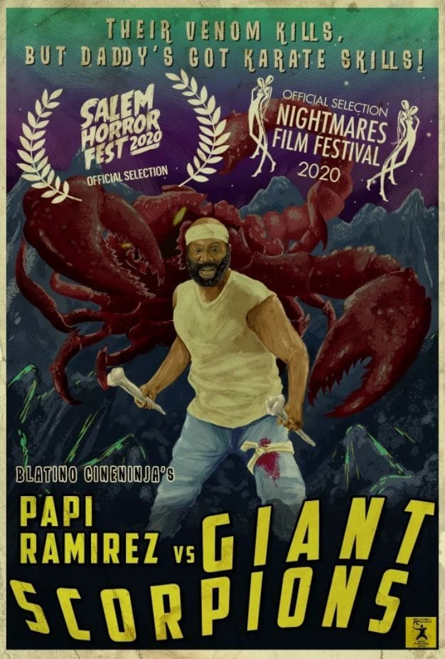 Papi Ramirez vs Giant Scorpions (2020)