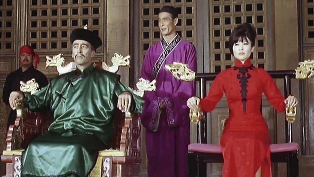 The Vengeance of Fu Manchu (1967)