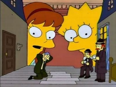 The Simpsons Season 6 :Episode 2  Lisa's Rival