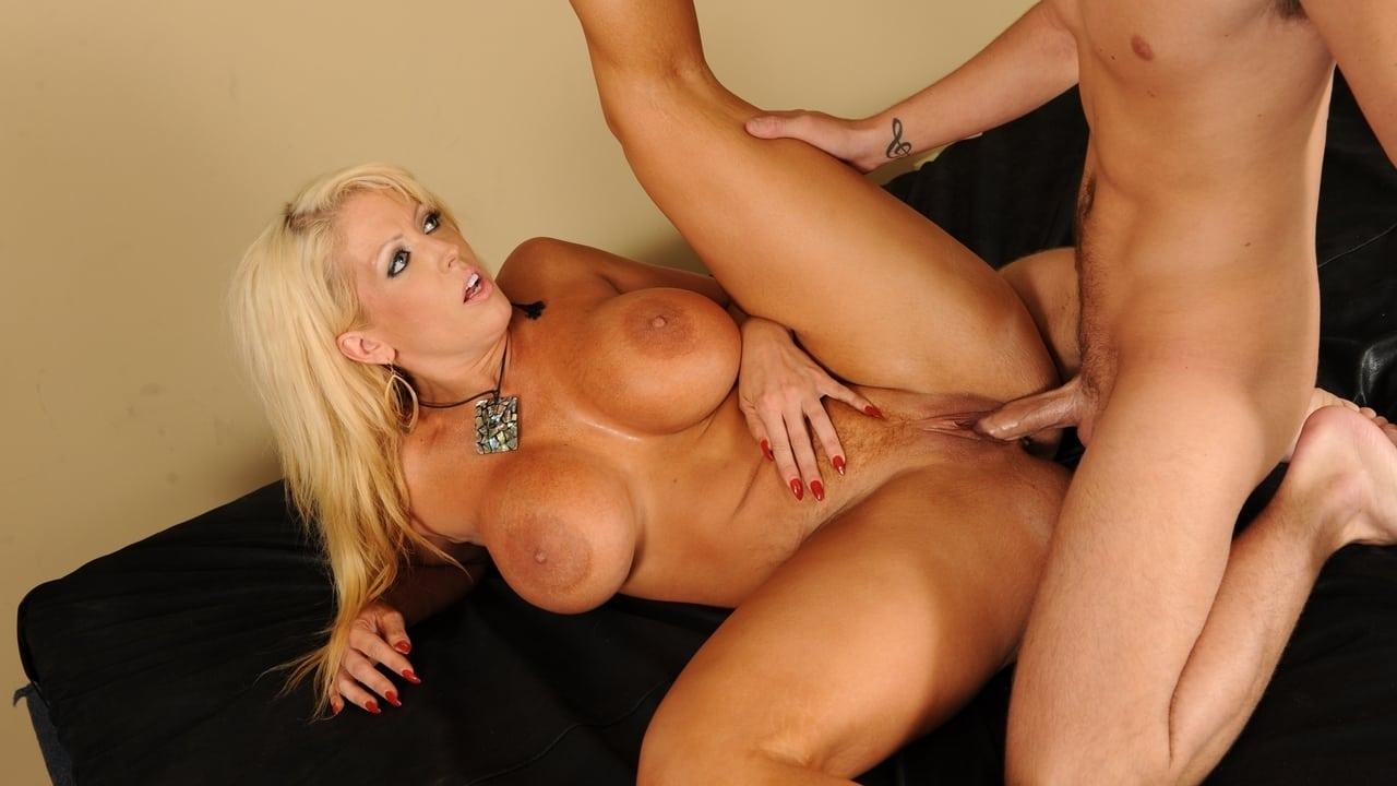 Blonde Big Tit Milf Fucked Hard