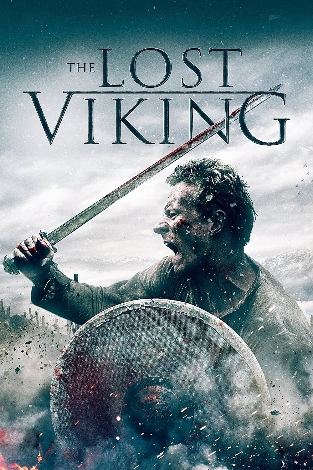 The Lost Viking (2018) - Posters — The Movie Database (TMDb)
