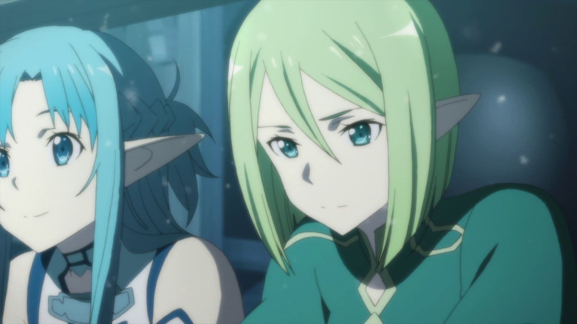 Sword Art Online Season 2 :Episode 23  Beginning of a Dream