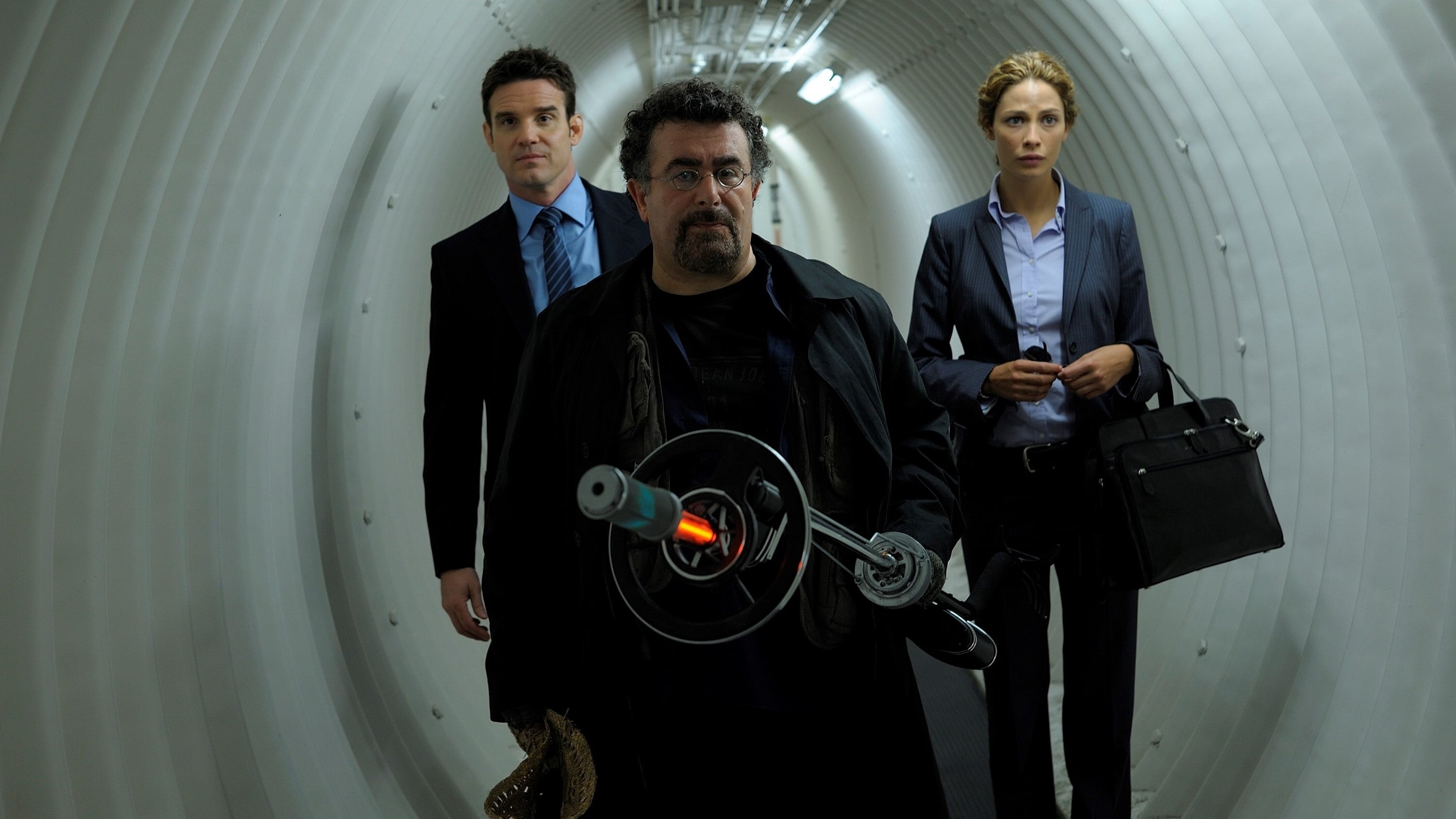 Syfy renews Warehouse 13 with fifth and last season