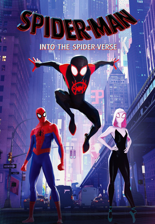 Spider-Man: Un Nuevo Universo (2018) LATINO
