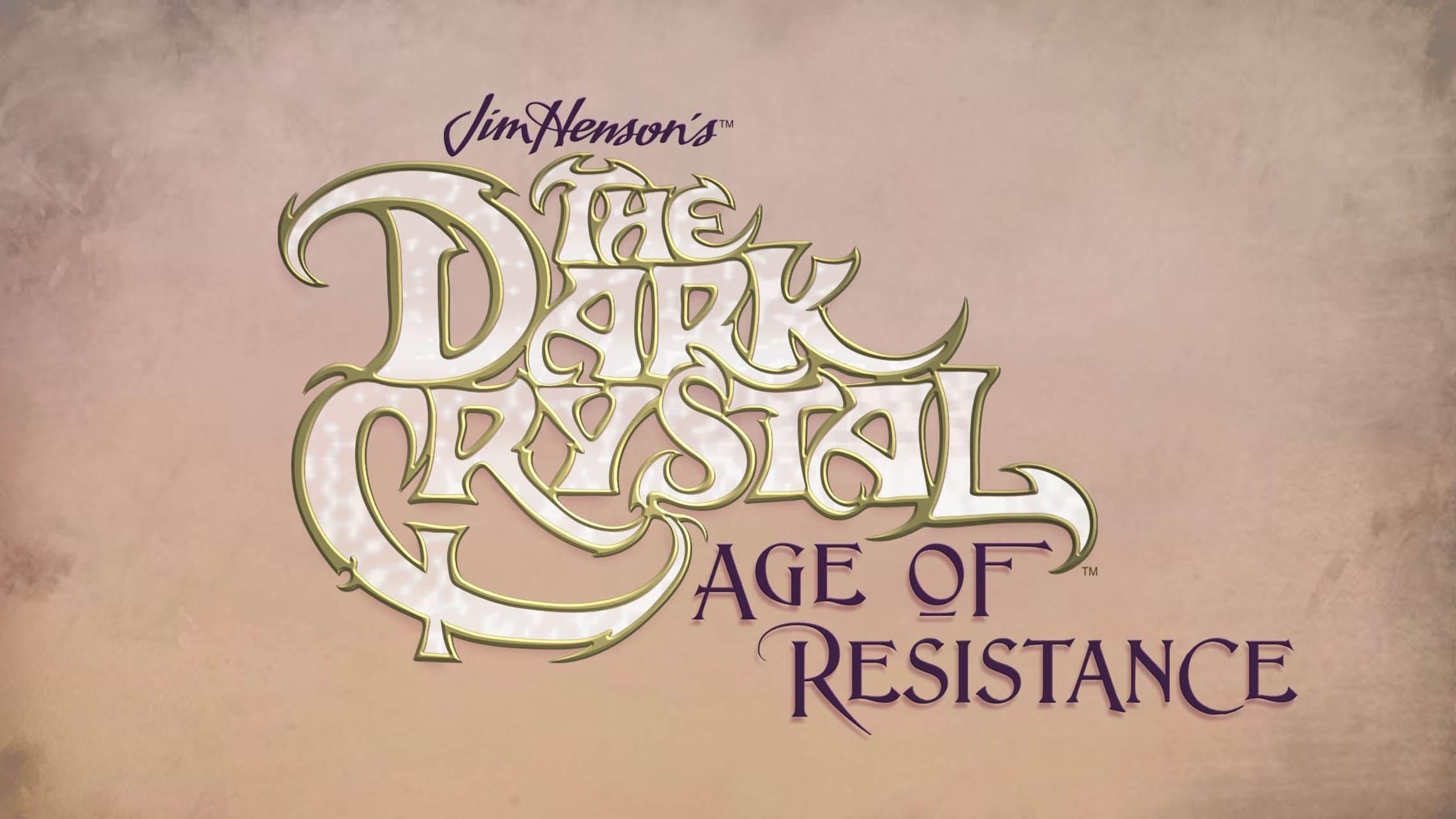 El Cristal Encantado: La era de la resistencia