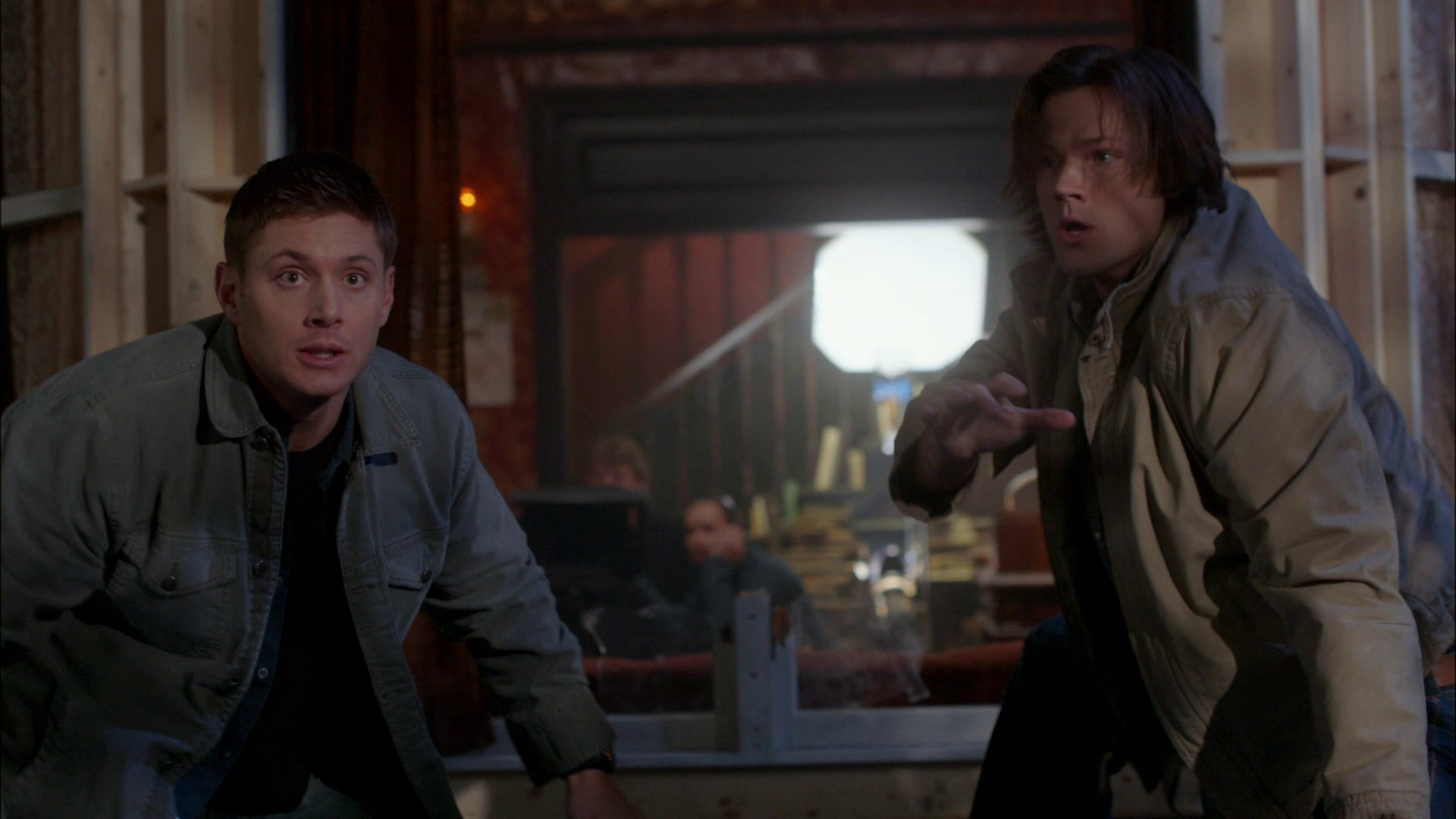 Supernatural - Season 6 Episode 15 : The French Mistake
