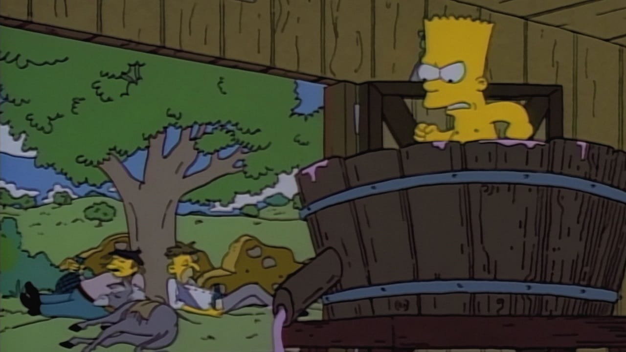 The Simpsons - Season 1 Episode 11 : The Crepes of Wrath