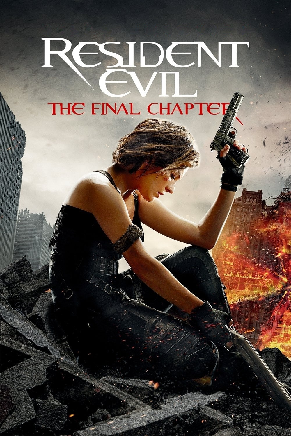 resident evil: the final chapter besetzung