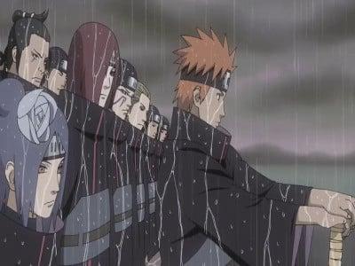 Naruto Shippūden Season 8 :Episode 173  Origin of Pain