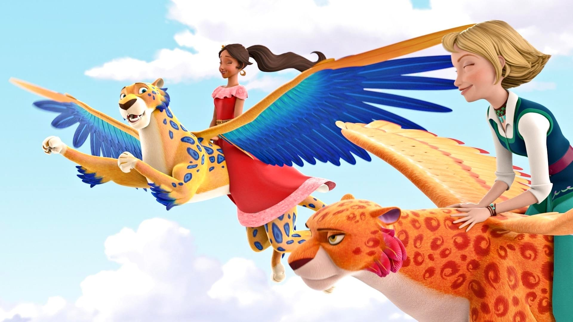 Elena of Avalor Season 1 :Episode 3  All Heated Up