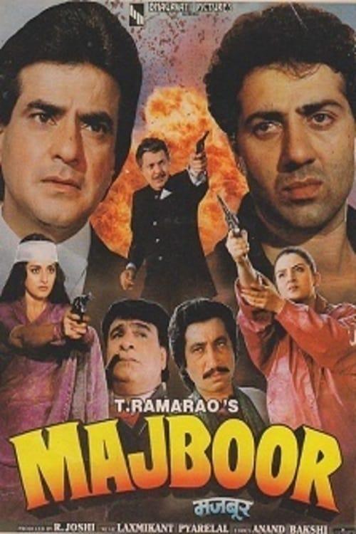 Ver Majboor Online HD Español (1989)