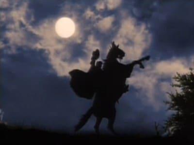 Zorros erster Auftritt