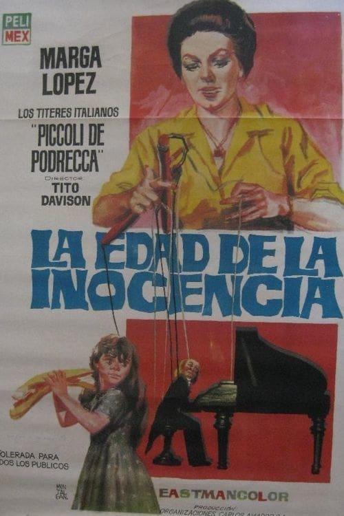 Ver La edad de la inocencia Online HD Español (1962)