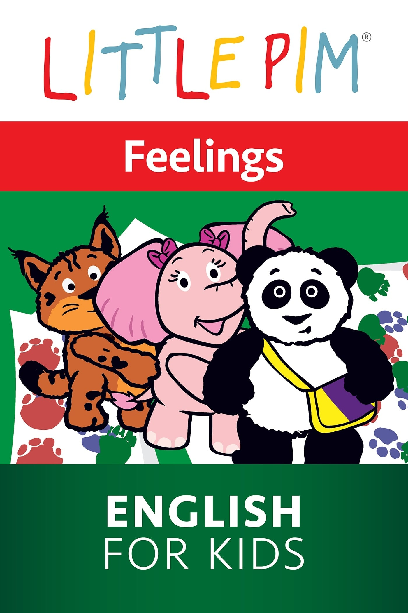 Little Pim: Feelings - English for Kids on FREECABLE TV