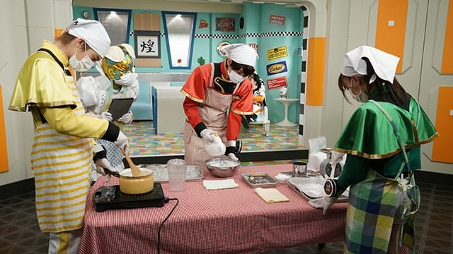 Super Sentai Season 44 :Episode 16  Marshmallow Royale
