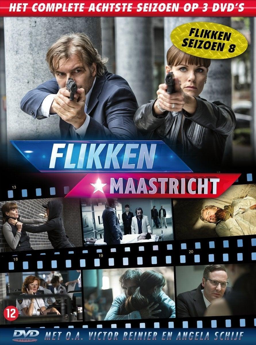 Flikken Maastricht Season 8