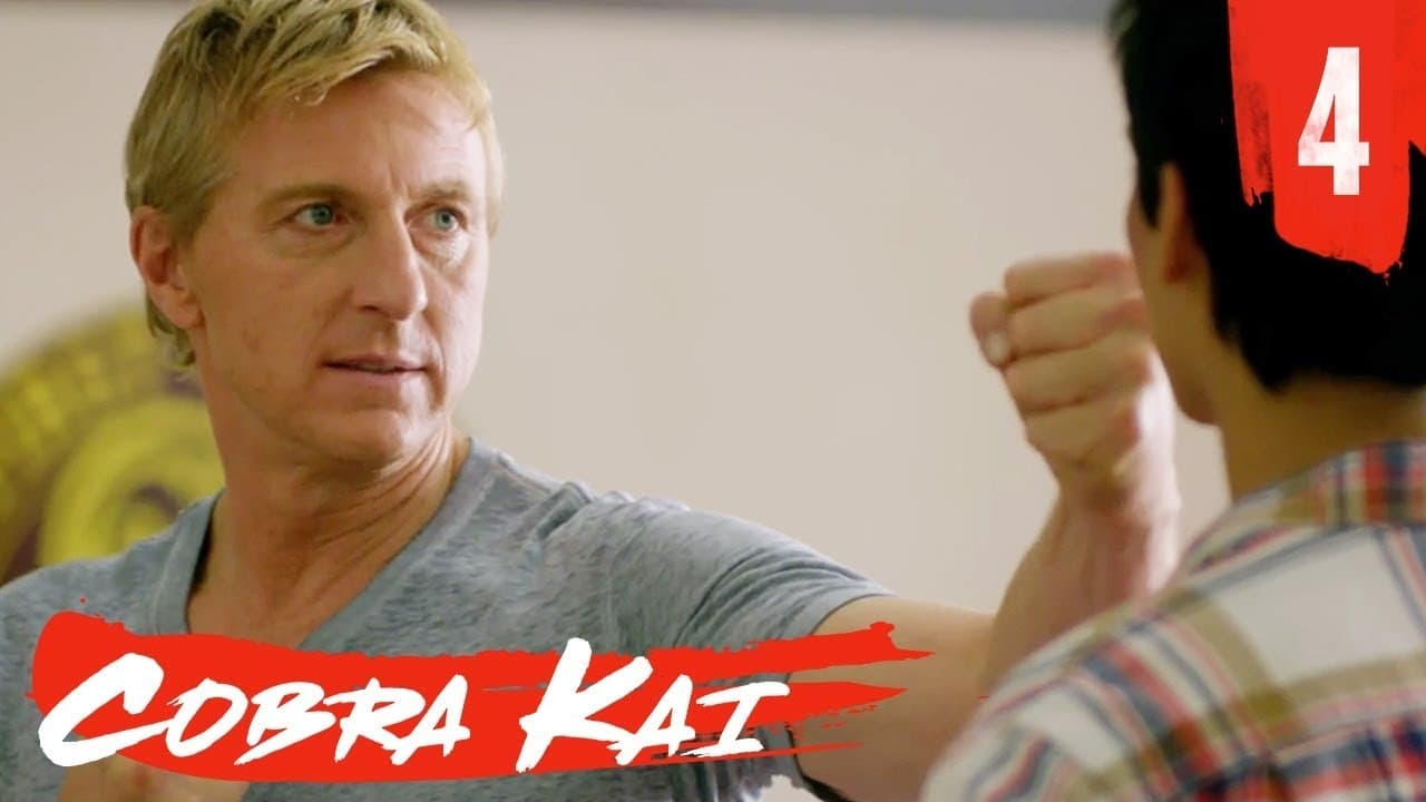 Cobra Kai Season 1 :Episode 4  Cobra Kai Never Dies