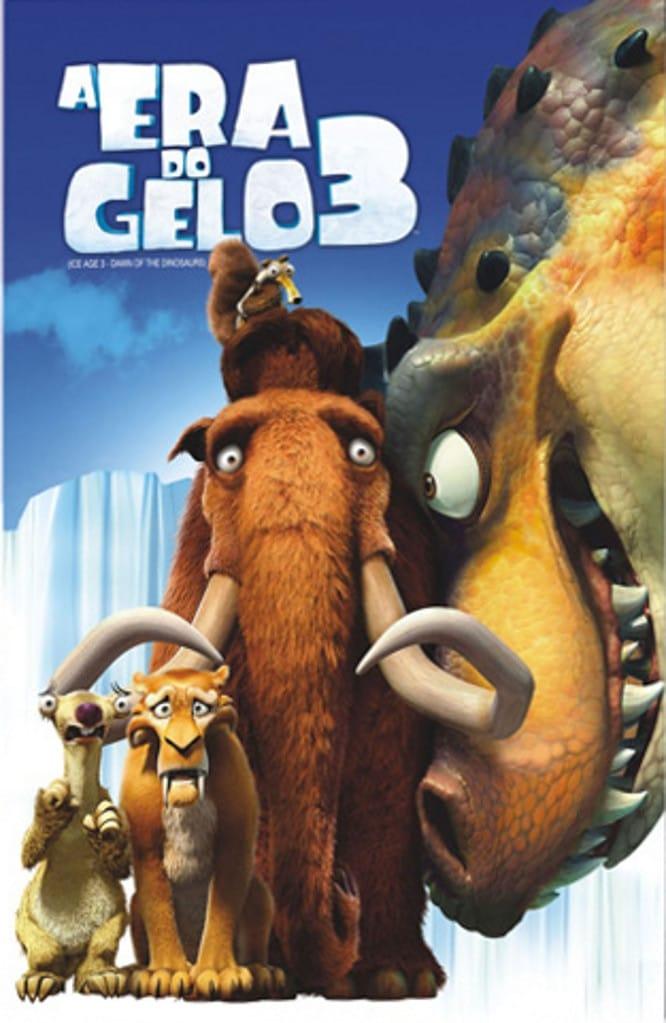 A Era do Gelo 3 (2009) Blu-Ray 720p Download Torrent Dublado