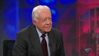 The Daily Show with Trevor Noah Season 15 :Episode 118 Jimmy Carter