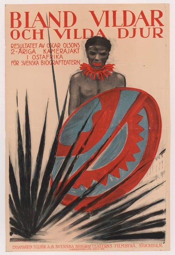 Wild Africa (1921)