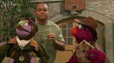 Sesame Street Season 41 :Episode 27  The Golden Triangle of Destiny