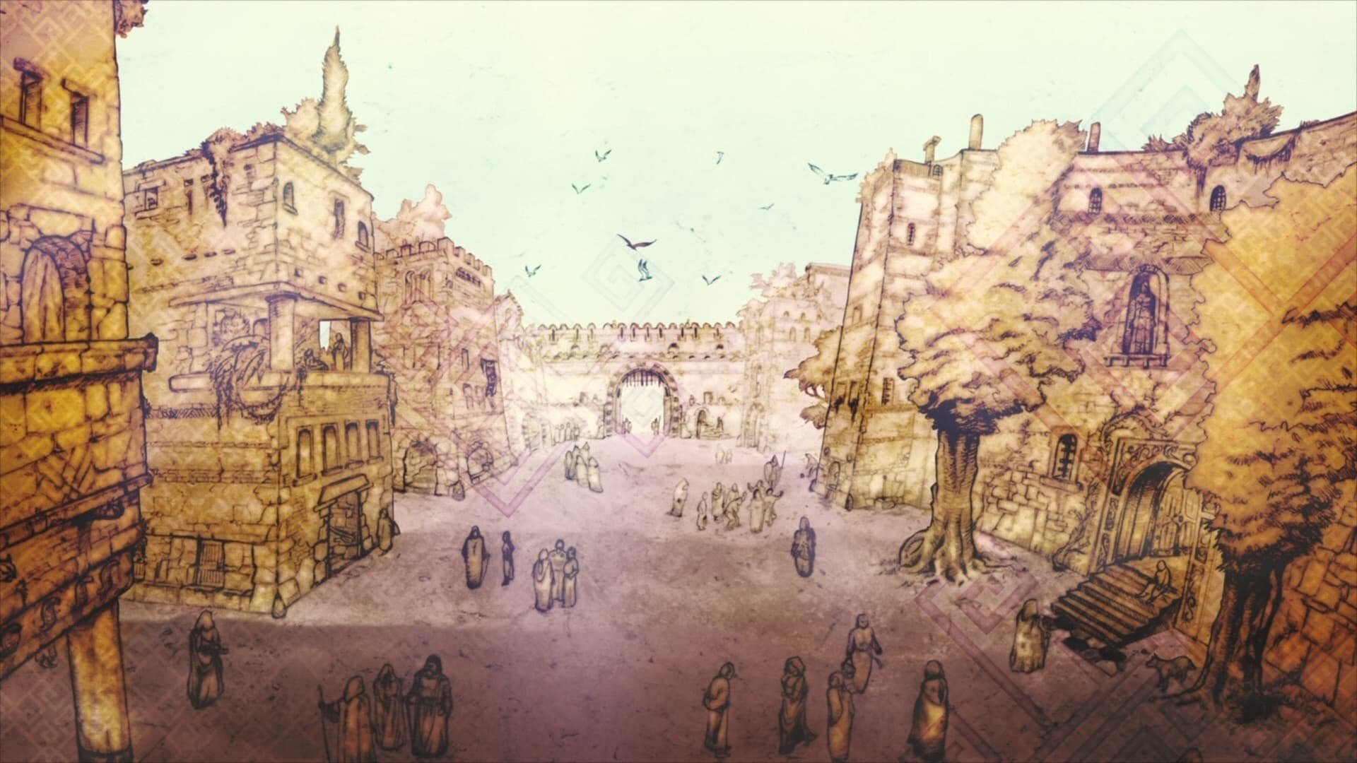 Game of Thrones Season 0 :Episode 95  Histories & Lore: Qarth