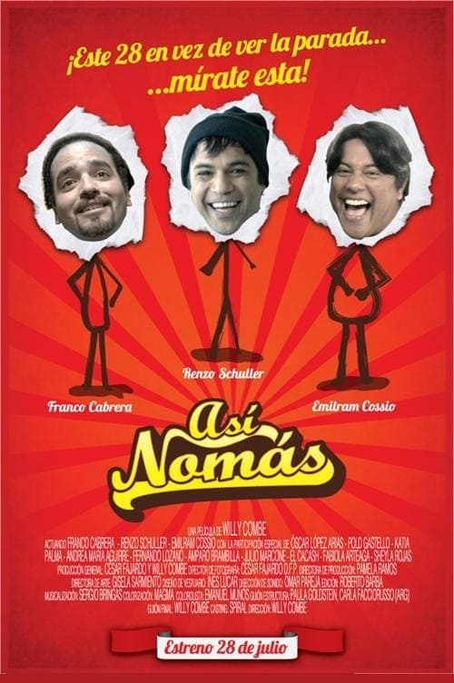 Así Nomas (2016)
