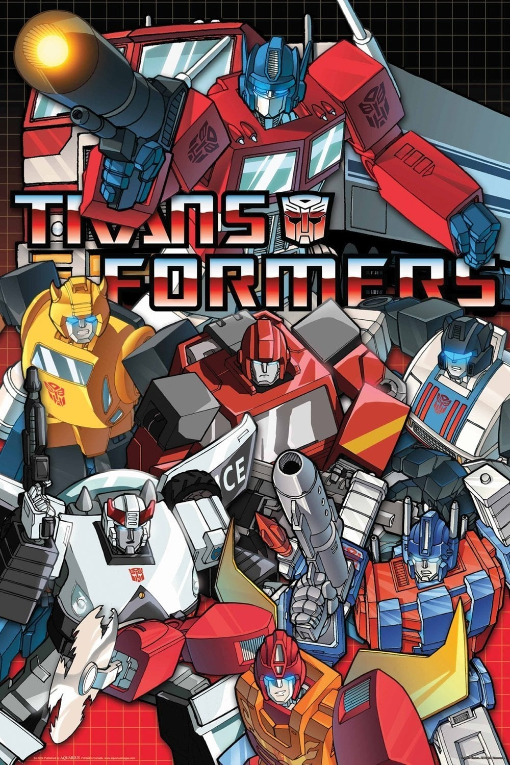 The Transformers (TV Series 1984-1987) - Posters — The ...