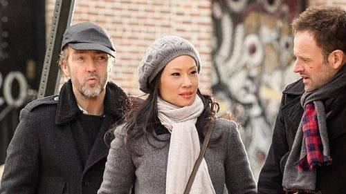 Elementary Season 1 :Episode 15  A Giant Gun, Filled with Drugs
