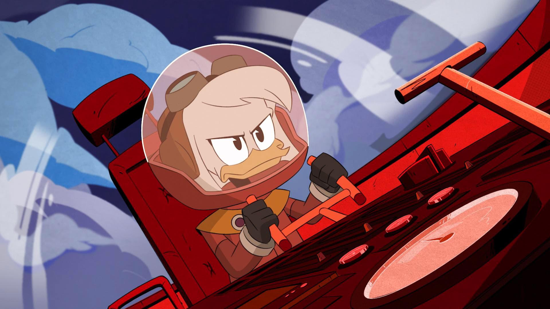 DuckTales Season 2 :Episode 7  Whatever Happened to Della Duck?!