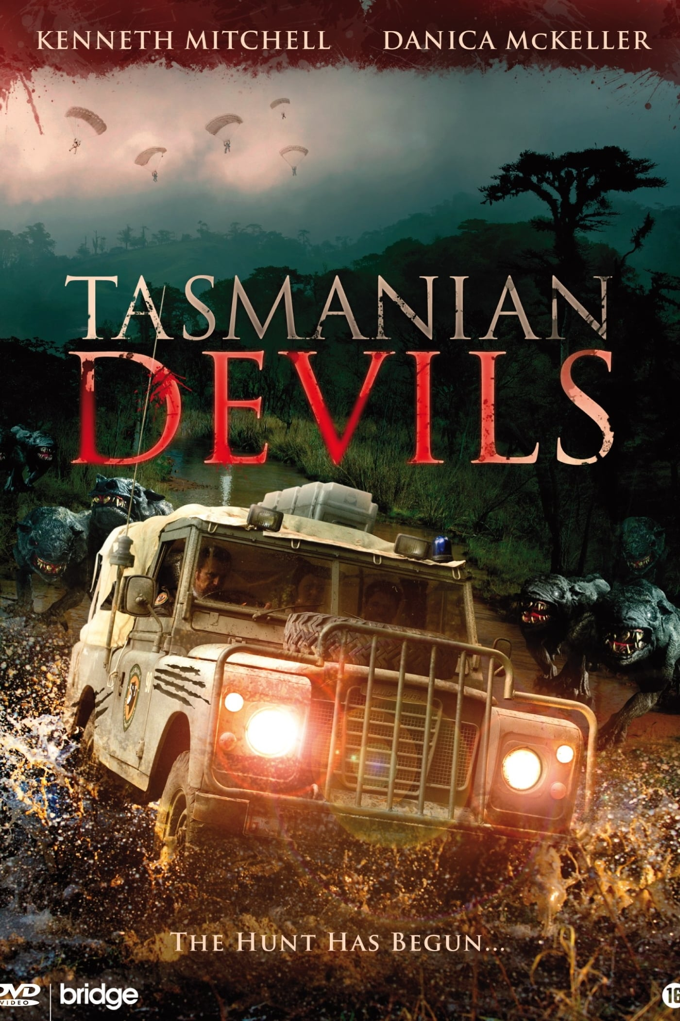 Tasmanian Devils on FREECABLE TV