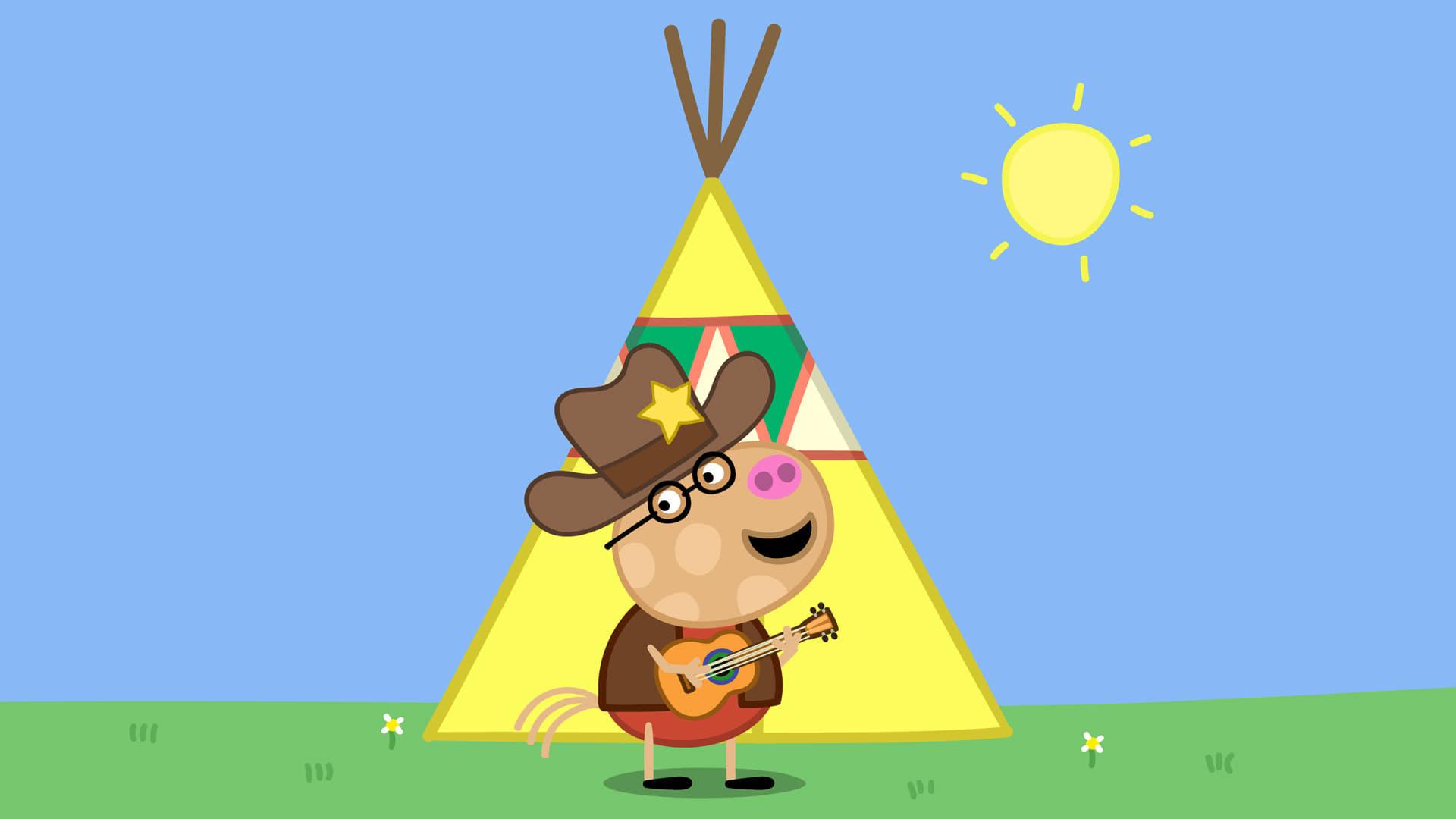 Peppa Pig Season 4 :Episode 11  Pedro the Cowboy