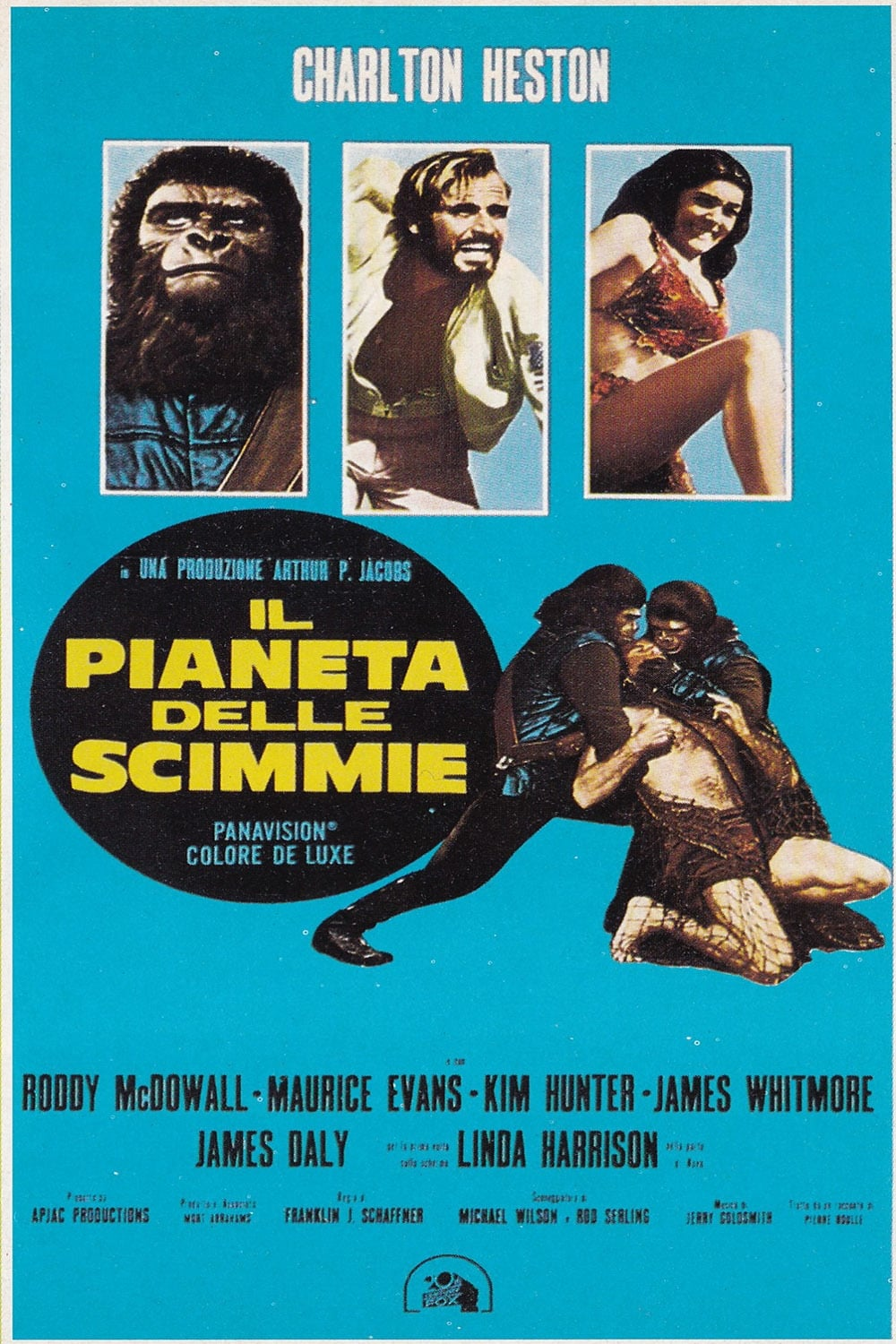 Planet of the apes orgy remarkable, the