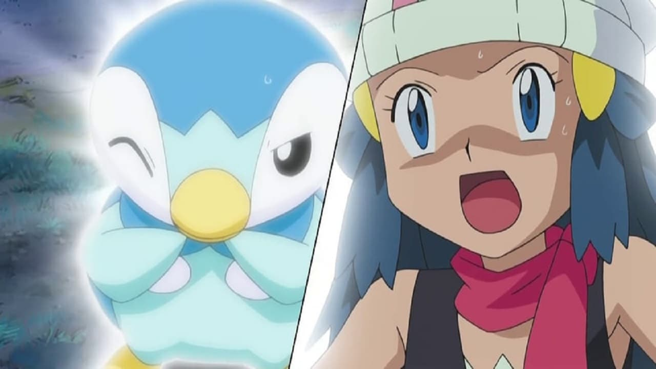 Pokémon Season 12 :Episode 18  Stopped in the Name of Love!