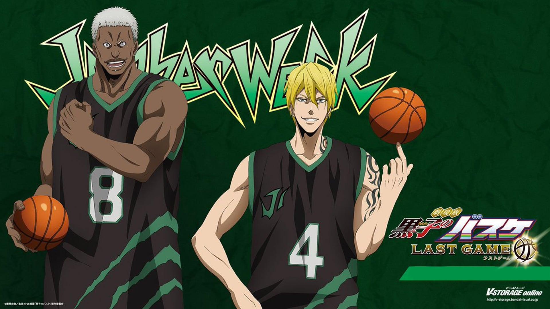 Kuroko's Basketball the Movie: Last Game Movie