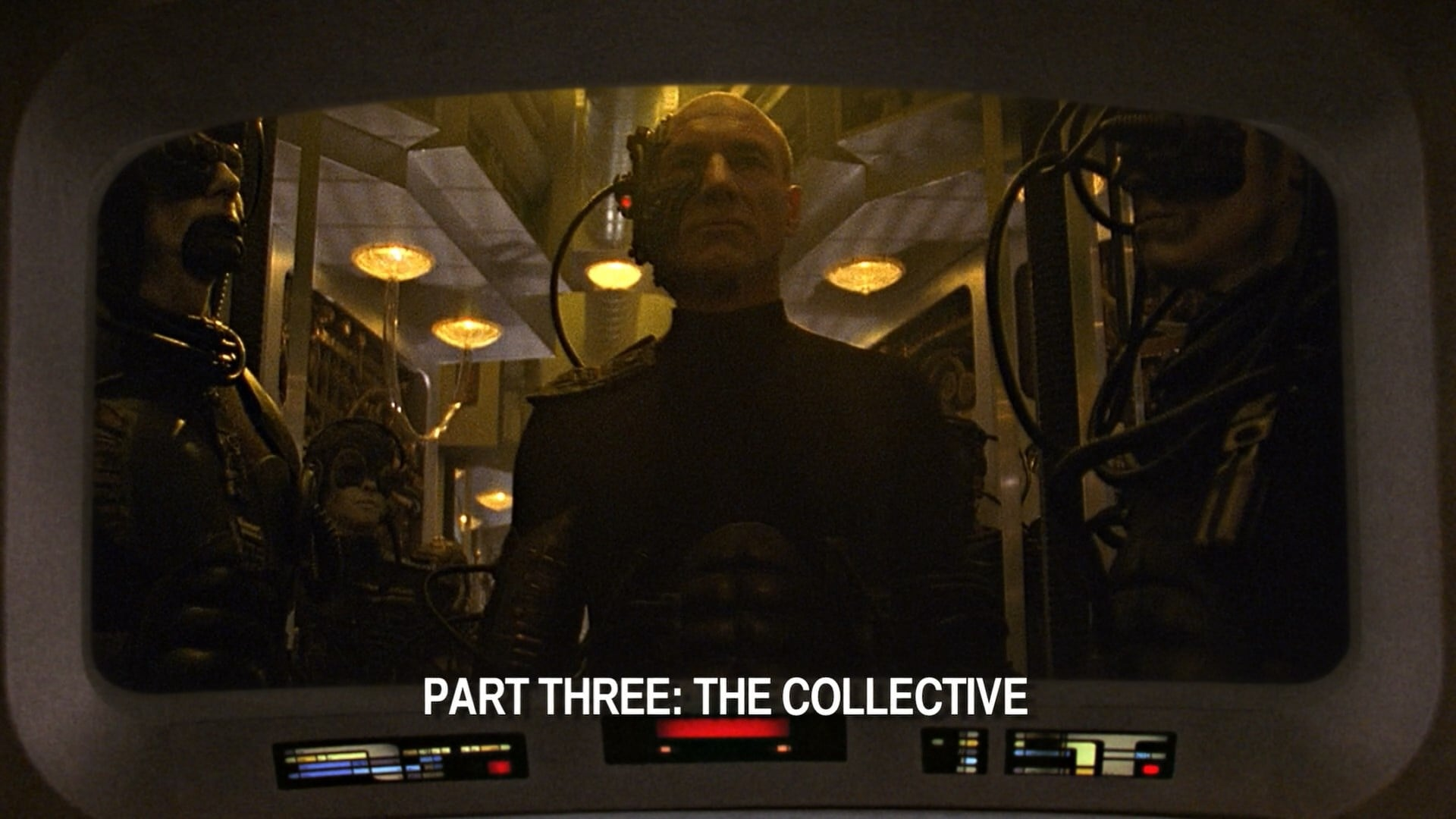 Resistance Is Futile: Assimilating Star Trek: The Next Generation - Part 3: The Collective-Azwaad Movie Database