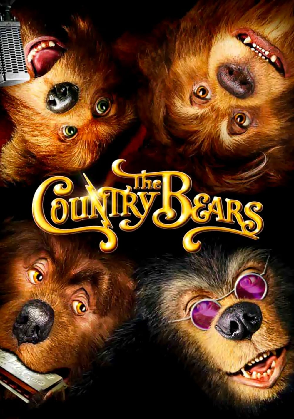 voir film The Country Bears streaming