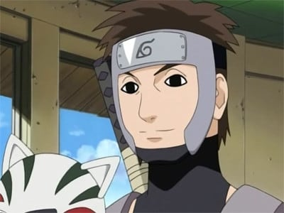 Naruto Shippūden Season 2 :Episode 36  The Fake Smile