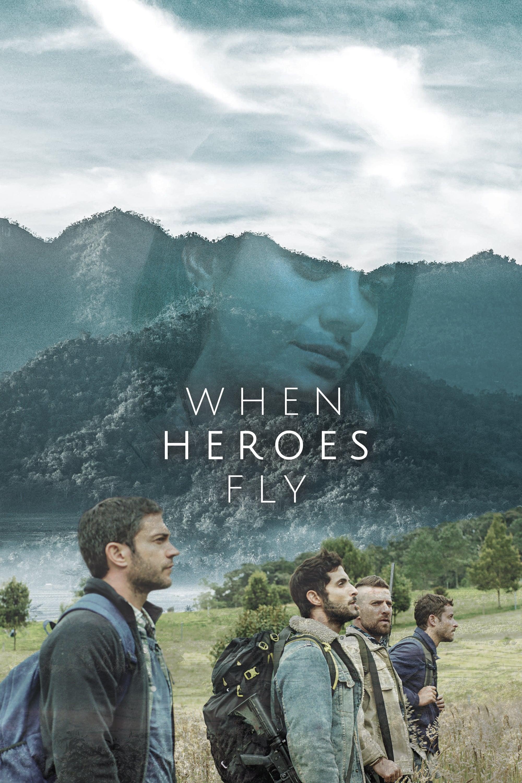 בשבילה גיבורים עפים TV Shows About Forest