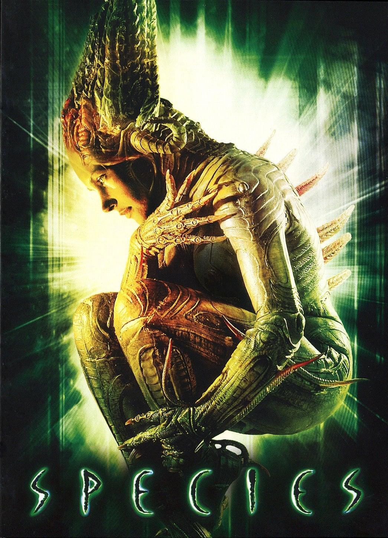 Species (1995) - Posters — The Movie Database (TMDb)
