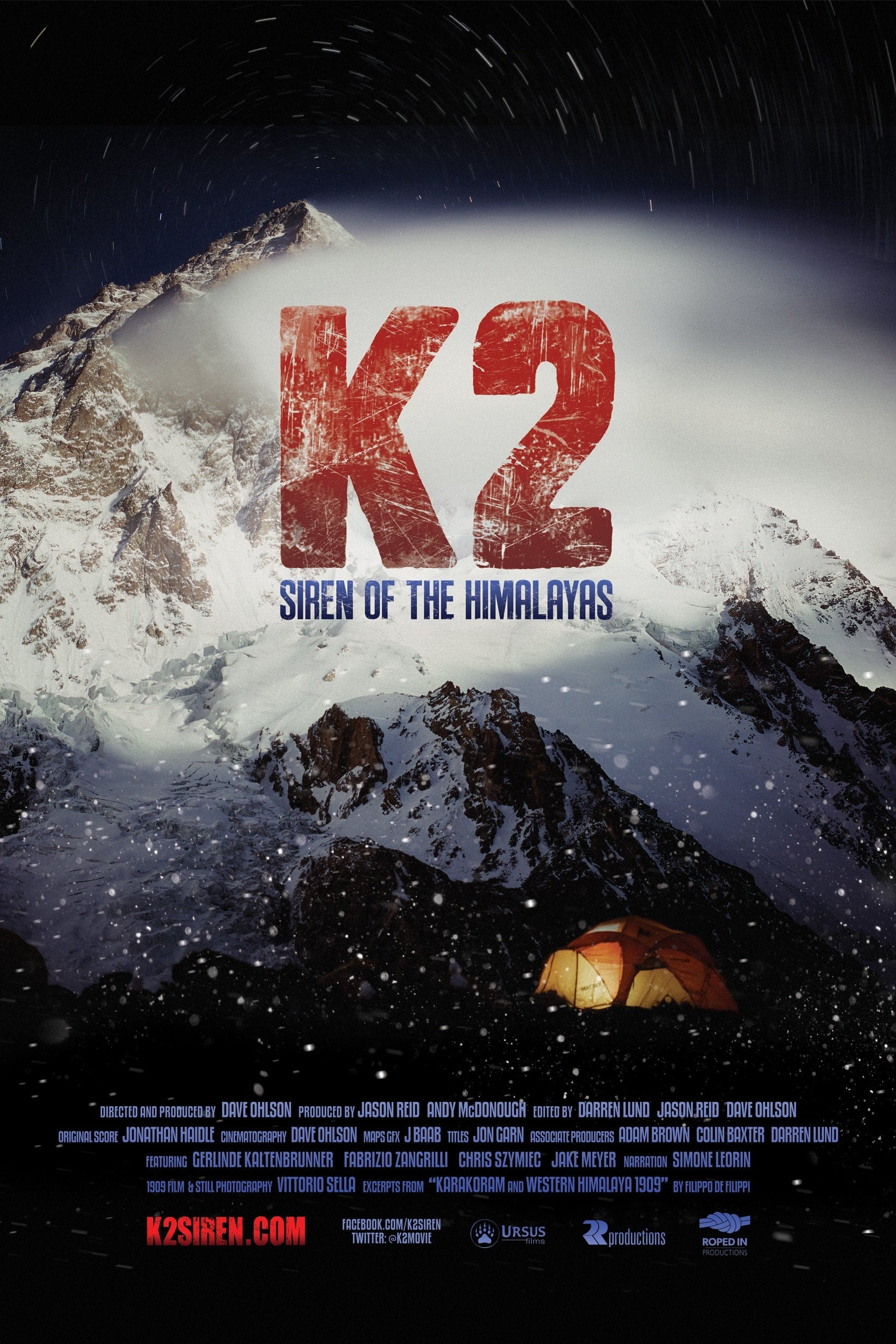 K2: Siren of the Himalayas (2012)