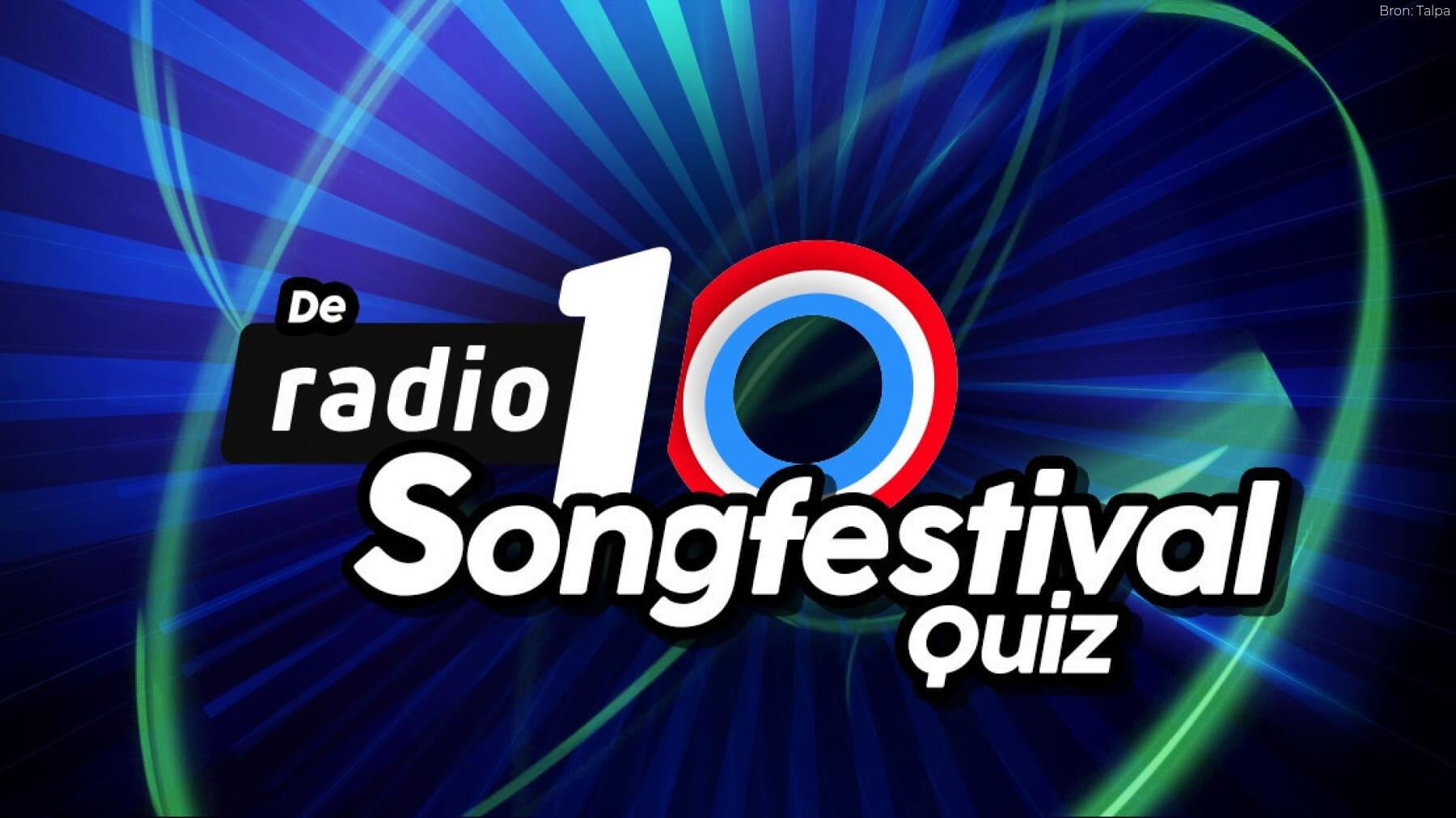 De Radio 10 Songfestivalquiz