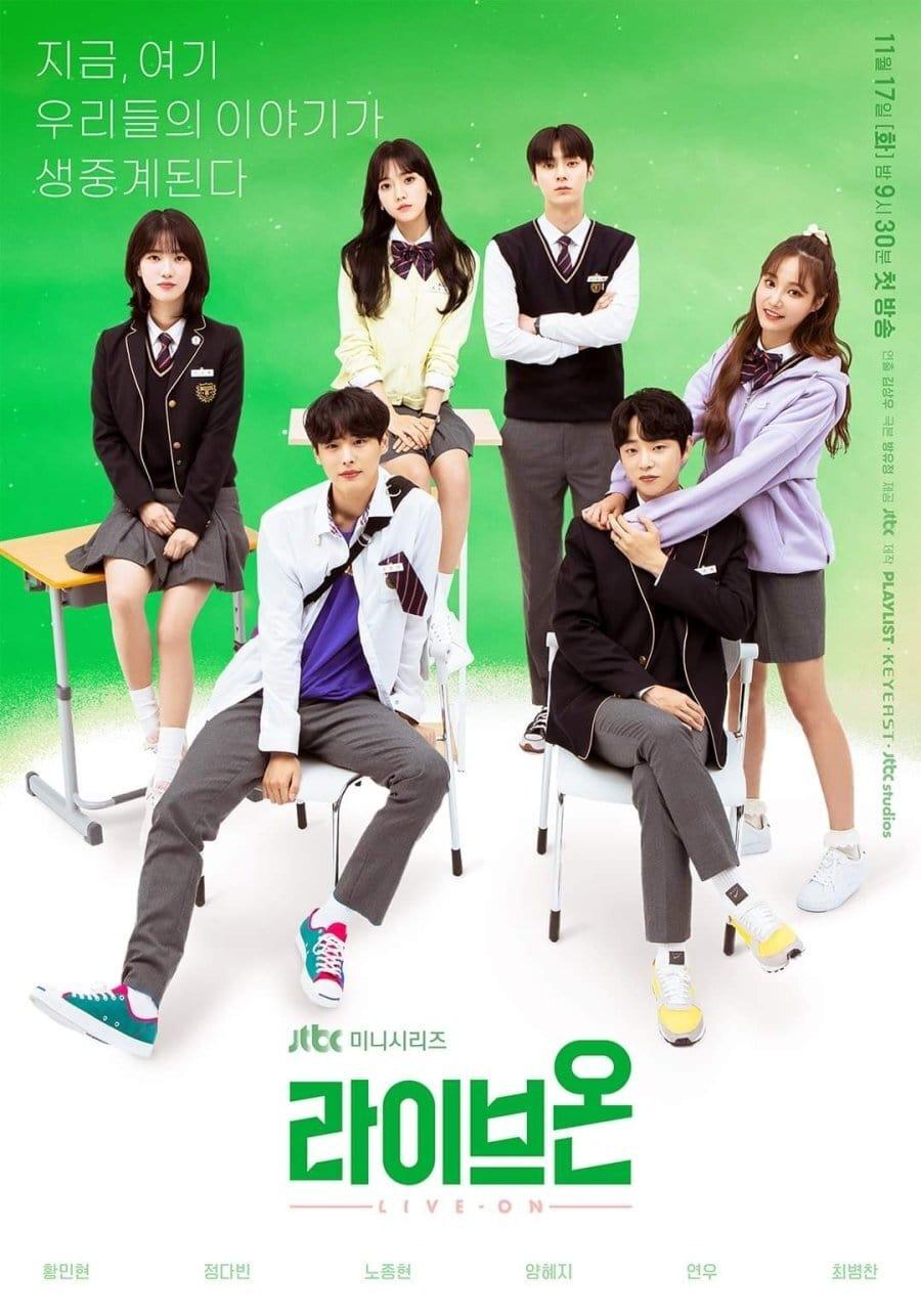 Nonton Drama Korea Live On (2020)