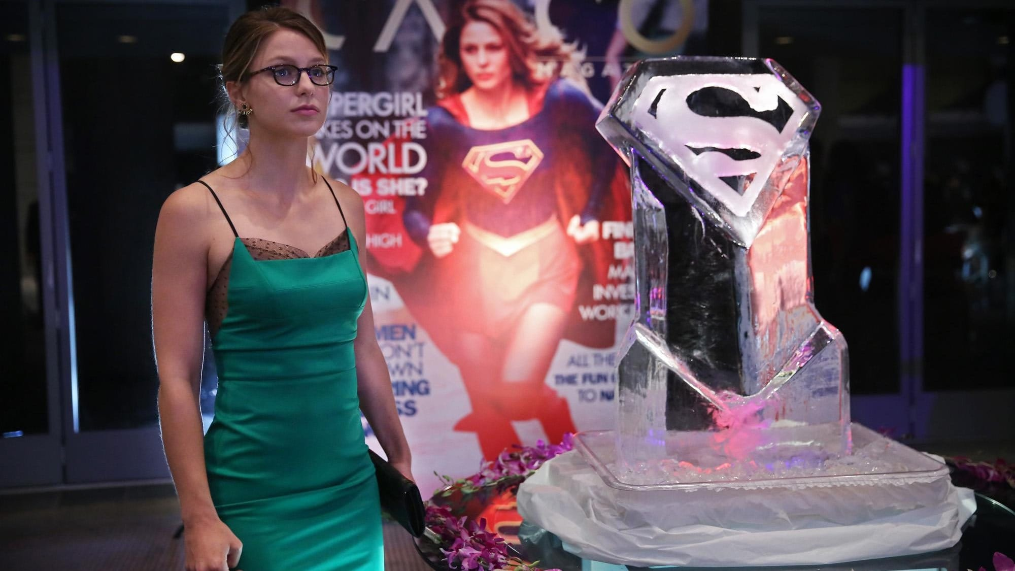 Supergirl Season 1 :Episode 3  Fight or Flight